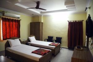 Sai Balajee's Oriental Hut, Hotely  Visakhapatnam - big - 20