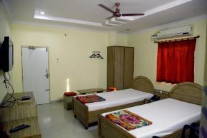 Sai Balajee's Oriental Hut, Hotely  Visakhapatnam - big - 25