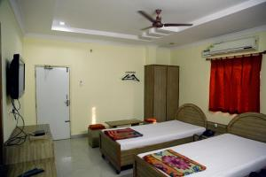 Sai Balajee's Oriental Hut, Hotely  Visakhapatnam - big - 24