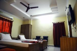 Sai Balajee's Oriental Hut, Hotely  Visakhapatnam - big - 3