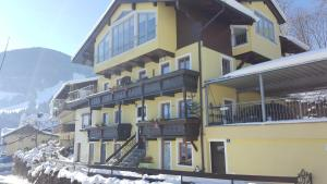 Appartement Haus Sonnenheim, Апартаменты  Цель-ам-Зе - big - 1