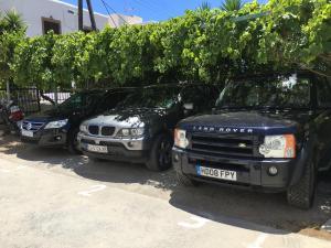 Patmos Villas, Appartamenti  Grikos - big - 186