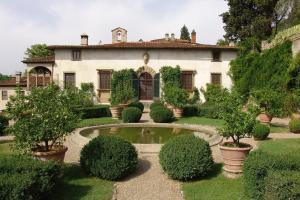 Auberges de jeunesse - Villa Rucellai