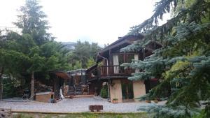 Location gîte, chambres d'hotes Chalet Espace Lumière dans le département Alpes de haute provence 4