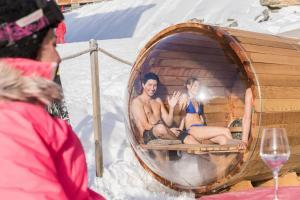 Le Sherpa Val Thorens Hôtels-Chalets de Tradition, Hotely  Val Thorens - big - 21