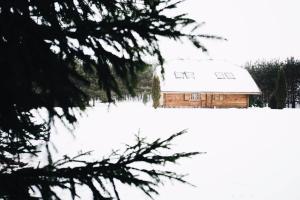 Pakaso sodyba Kirdeikiuose, Villen  Kirdeikiai - big - 25