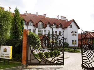Отель Золото Карпат, Стрый