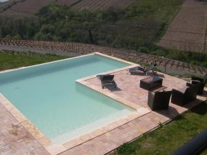 Villa - Chiroubles, Виллы  Chiroubles - big - 14
