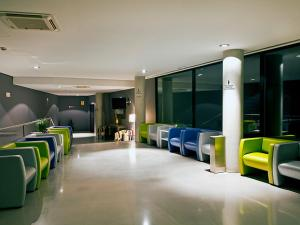 Balneario Elgorriaga, Hotel  Elgorriaga - big - 14