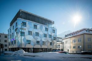Hotel Cubo Sport & Art Hotel Sankt Johann in Tirol Rakousko