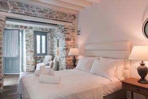 Athina Exquisite Houses, Ferienwohnungen  Kastron - big - 2