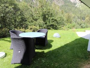 Spacious Apartment in St Niklaus near Mattertal Ski Area, Apartmanok  Sankt Niklaus - big - 10
