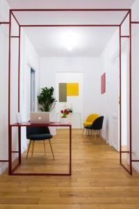 Suite Cardinale, Гостевые дома  Рим - big - 10