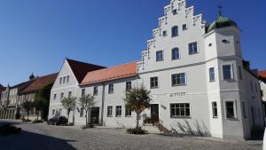 Boutique Hotel zur Post - Gaden bei Pförring