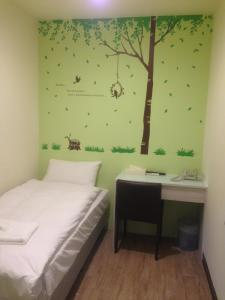 Galaxy Mini Inn, Hotels  Taipei - big - 46