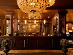 Hotel Carlton, Отели  Лилль - big - 13