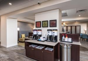 Hampton Inn Boston - Westborough, Szállodák  Westborough - big - 30