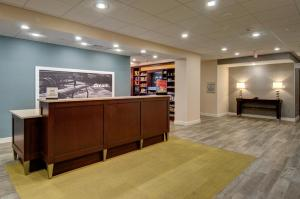 Hampton Inn Boston - Westborough, Szállodák  Westborough - big - 24