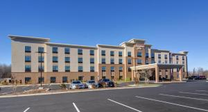 Hampton Inn Boston - Westborough, Szállodák  Westborough - big - 21