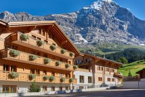 Aspen Alpine Lifestyle Hotel, Hotely  Grindelwald - big - 45