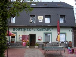 Pension U Kaštanů - Otovice