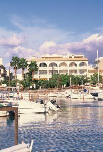 Edificio Puerto, Appartamenti  Colonia Sant Jordi - big - 35