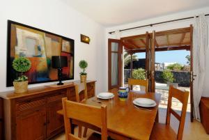 Villa Ashanti, Villen  Playa Blanca - big - 14