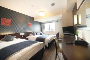 Via Inn Asakusa, Hotels  Tokio - big - 22