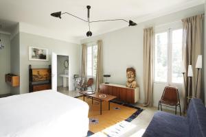Mas de Lafeuillade, Bed & Breakfast  Montpellier - big - 9