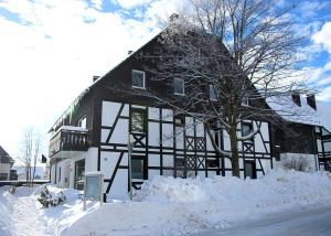 Ferienpark Winterberg, Ferienwohnungen  Winterberg - big - 11