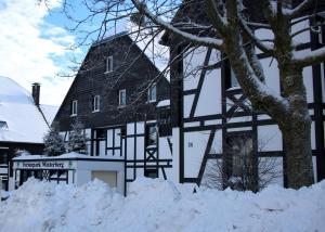 Ferienpark Winterberg, Ferienwohnungen  Winterberg - big - 28
