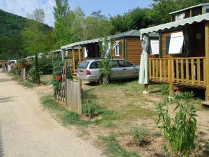 Eyrieux Camping, Campeggi  Les Ollières-sur-Eyrieux - big - 37