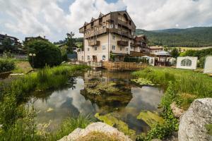 Alpen Hotel Eghel - Folgaria