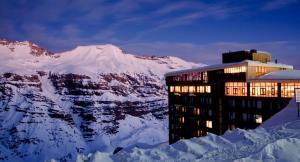 Hotel Tres Puntas - Valle Nevado