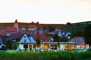 Kreuz-Post Hotel-Restaurant-SPA - Burkheim