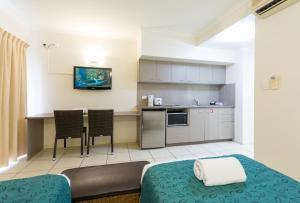 Southern Cross Atrium Apartments, Апарт-отели  Кэрнс - big - 24