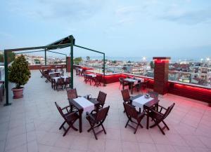 Nanda Hotel, Hotely  Istanbul - big - 24