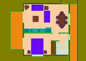 Aurora Apartments, Appartamenti  Peyia - big - 33