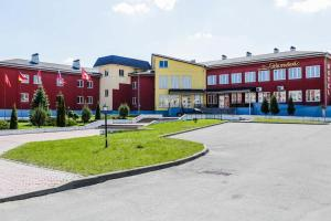 Отель Суворов, Кобрин