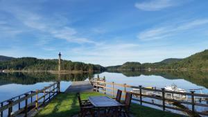 Nesheim Cabin-By-The-Sea - Hotel - Øygarden