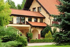 Hotel Bukowy Dworek Geovita, Hotely - Łagów