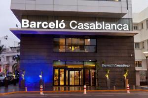 Hotel Barcelo Casablanca