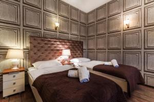 Aparthotel Oberża, Апарт-отели  Краков - big - 100