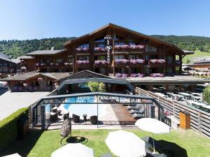 Le Nagano - Hotel - Les Gets