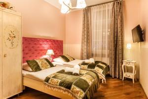 Aparthotel Oberża, Апарт-отели  Краков - big - 93