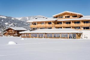 Almdorf Almlust, Hotely  Flachau - big - 87
