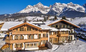 Appartements-Pension Renberg - Apartment - Maria Alm