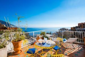 Hotel Villa Delle Palme in Positano