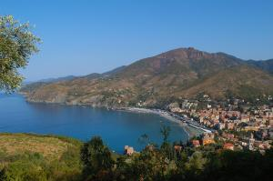 B&B La Perla Blu, Bed & Breakfasts  Levanto - big - 17
