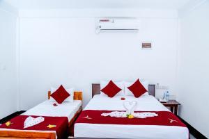 Crescent Sea Resort, Rezorty  Nilaveli - big - 6